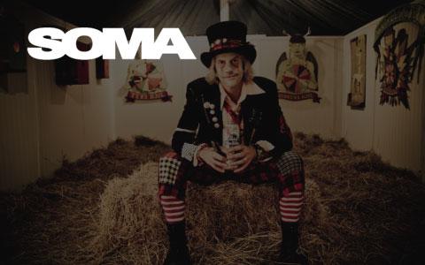 SOMA Show Review - Flotsam's Wonder World  October 2010