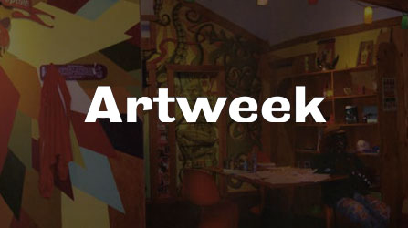 ArtWeek Review - Inside/Outside: Artist Environments  June, 2009