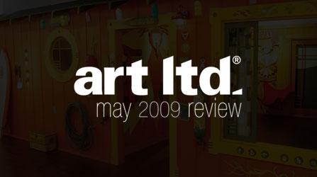 Art Ltd. Review of Inside/Outside  May 2009