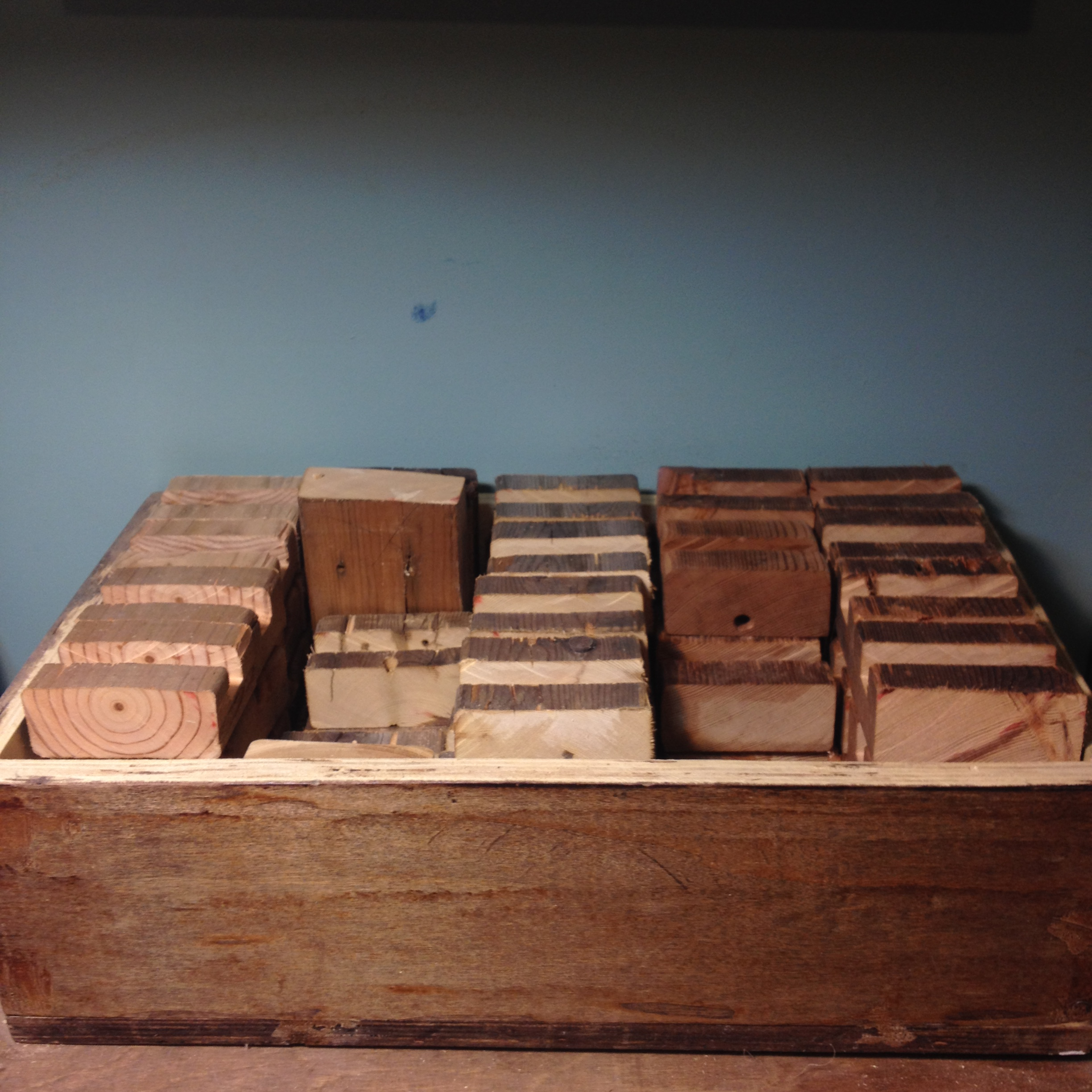 Roughed Blanks