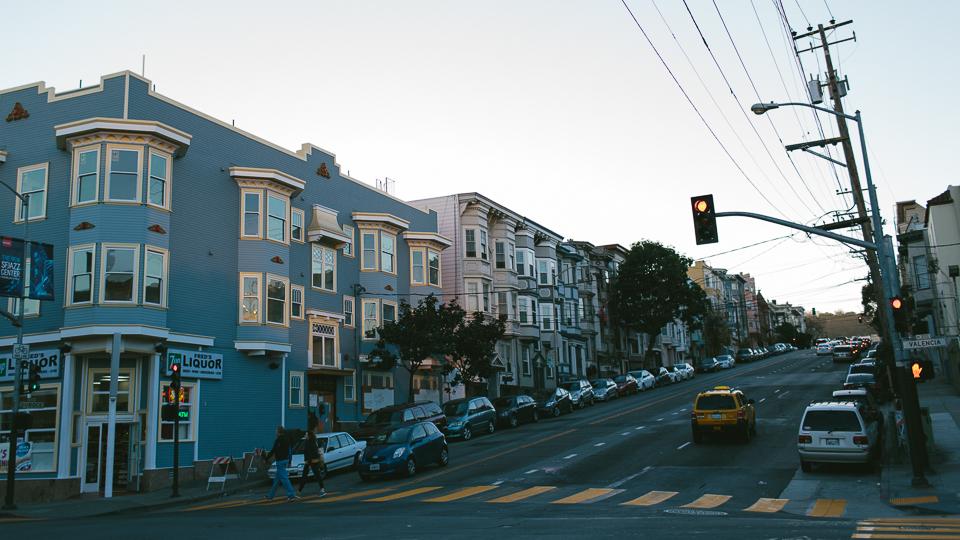 San Francisco Street | Someplace Wild | www.someplacewild.com