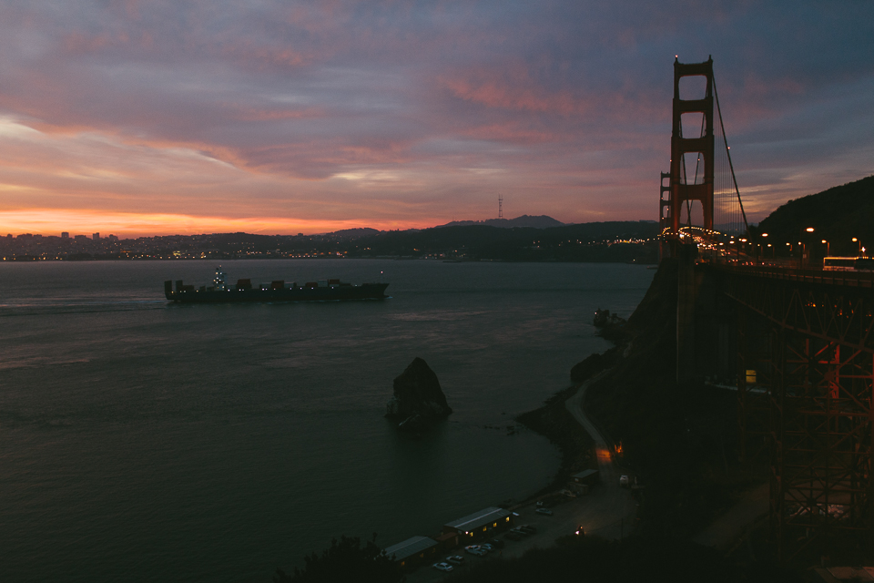 Golden Gate Bridge | Traveling Someplace Wild | www.someplacewild.com