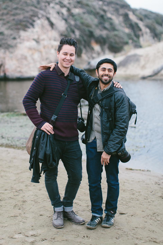 Nirav Patel & Ed Peers Workshop, Point Reyes Station, CA | Someplace Wild | www.someplacewild.com