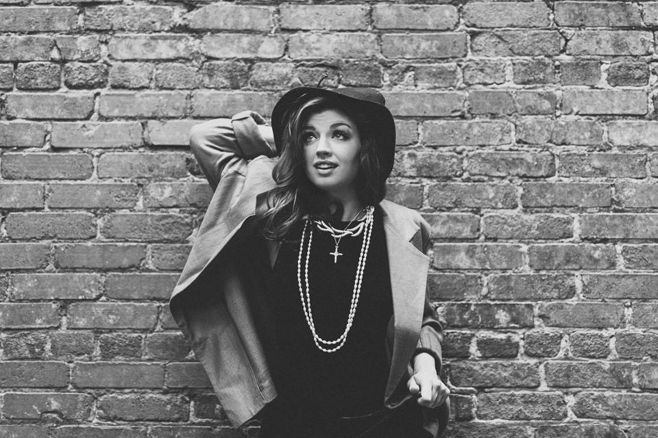 Hippster Street Style Fashion Portrait