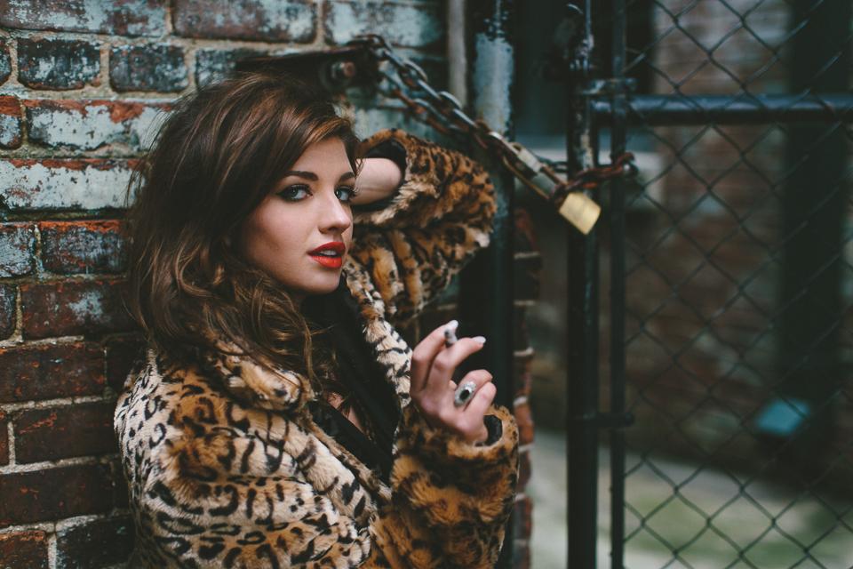 Urban Street Style Fashion Portraits