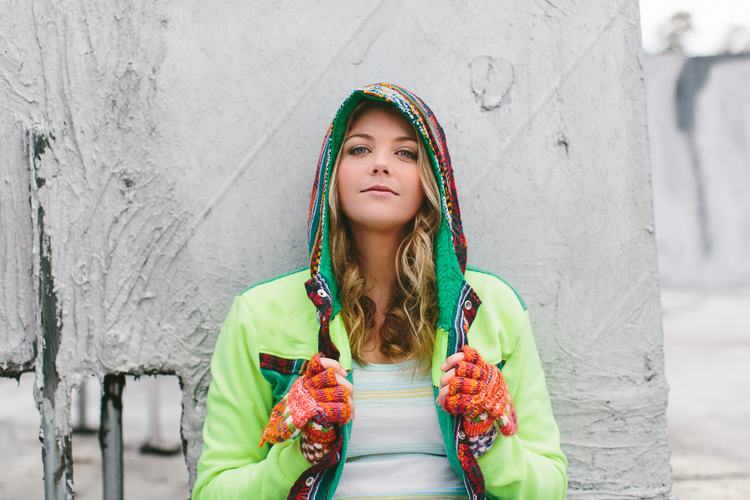 Lindsey's Winter Street Style Fashion Portrait