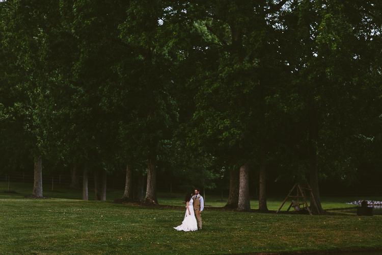 Beautiful Bride and Groom Portraits