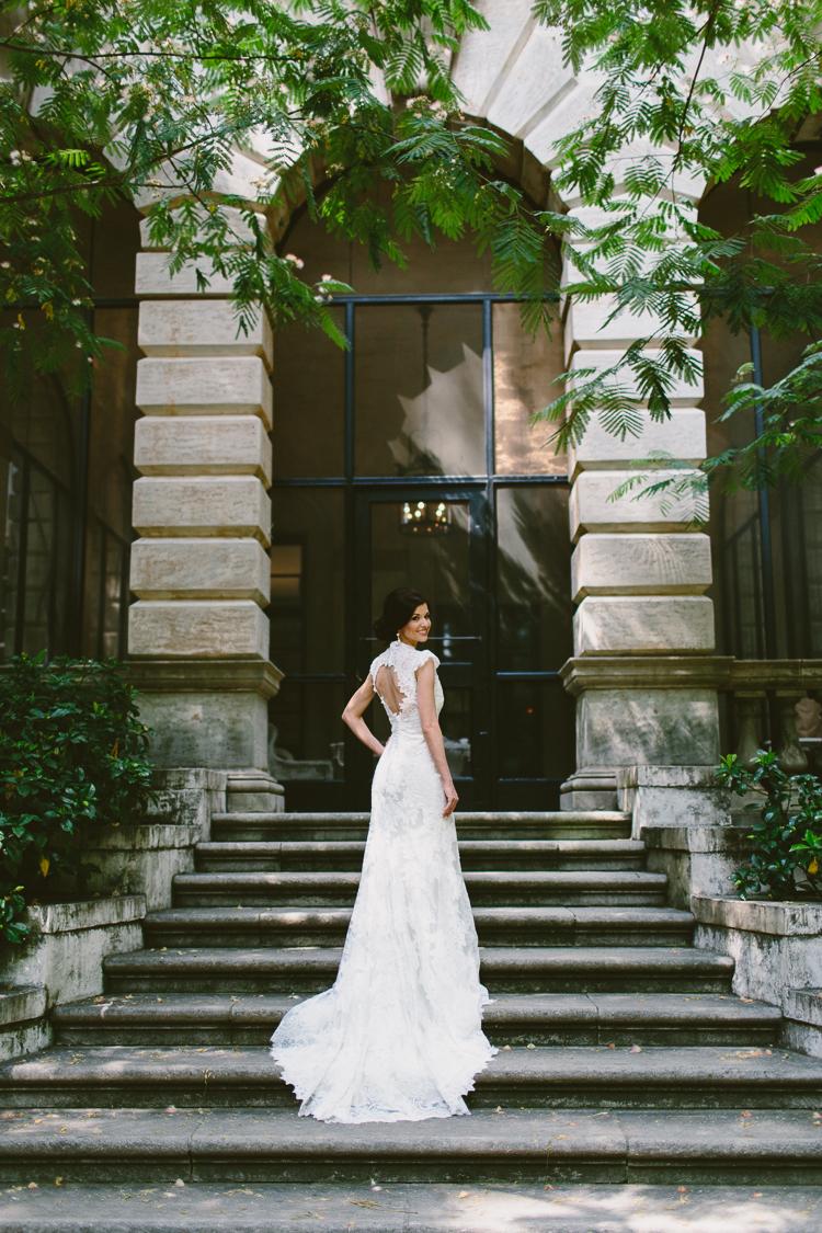 Beautiful Southern Bride