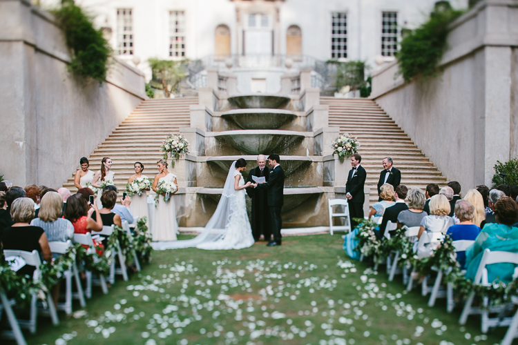 Fairytale Swan House Wedding