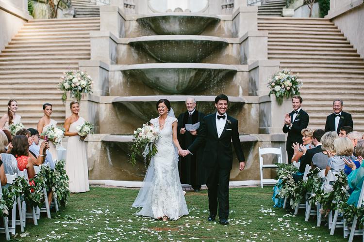 Swan House Wedding