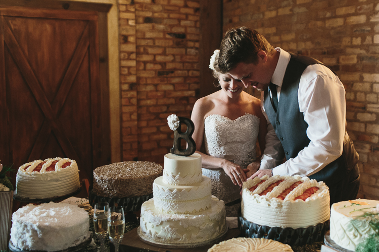The Cutting of the Cakes
