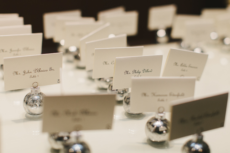 guest table placements