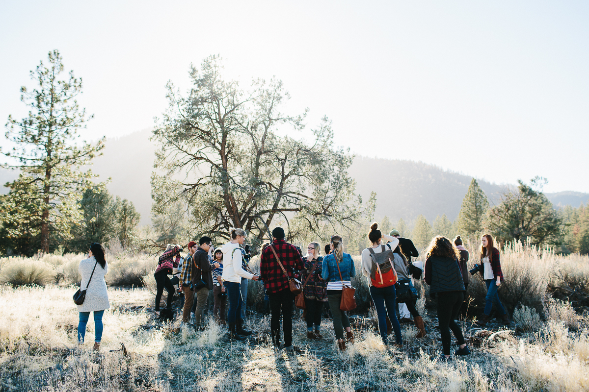 Foster Photography Workshop in Los Padres Mountains California