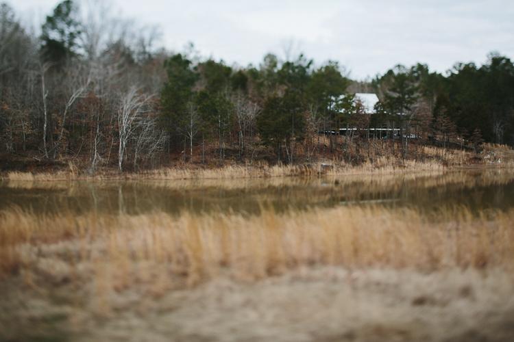 rustic southern landscape