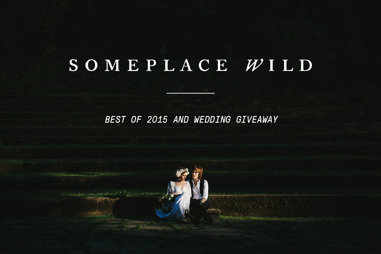 someplace wild adventure wedding photographer