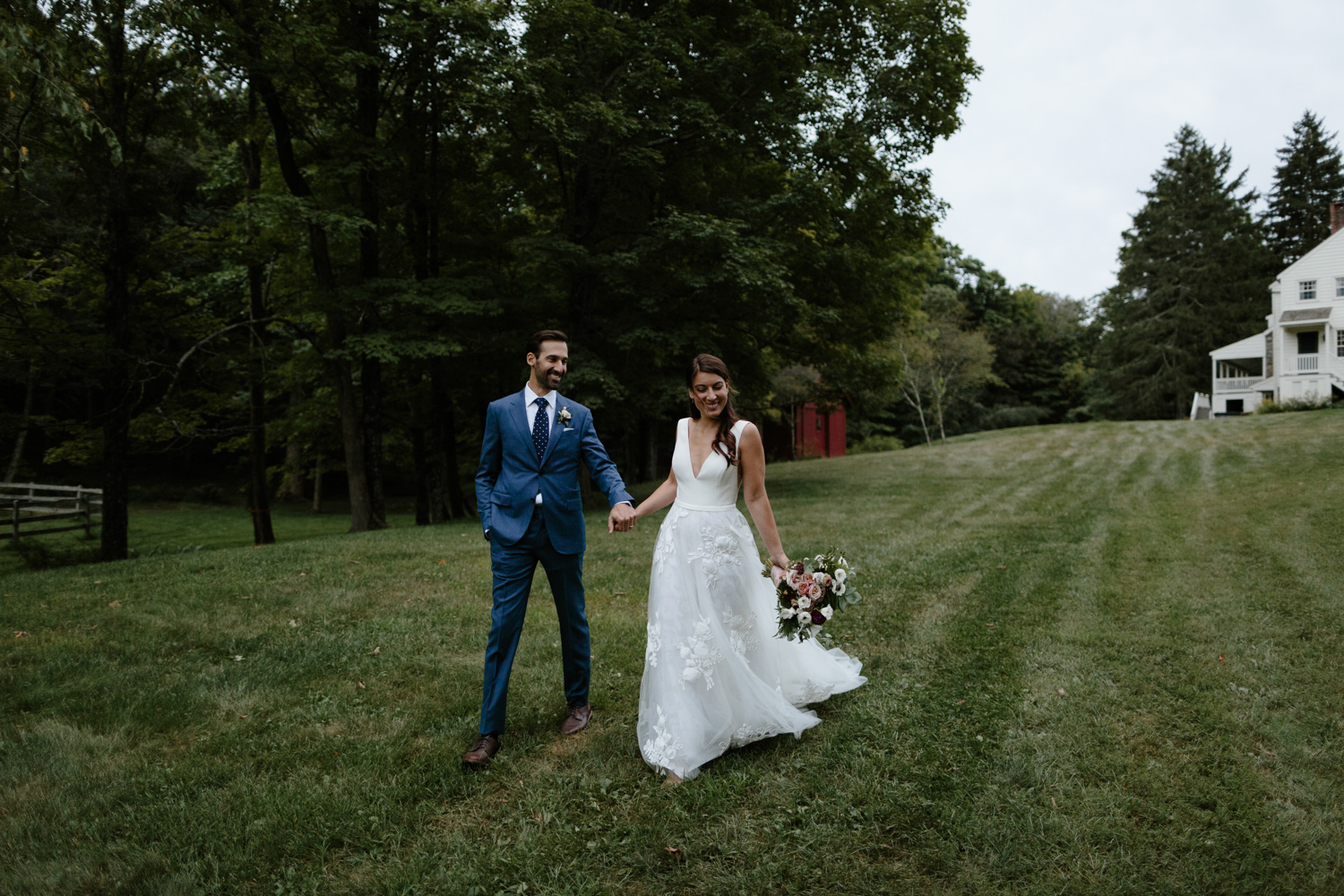 Erika and Lawrence - HUDSON VALLEY WEDDINGVenue: The Dutchess in Staatsburg, New York CityPlanners: Two Kindred Event PlannersFlorals: Designs By Ahn