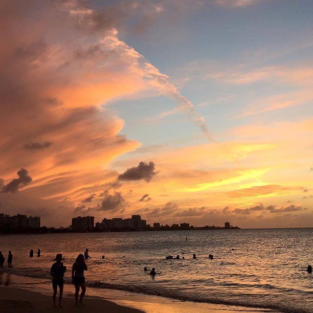 Isla Verde Beach, Puerto Rico