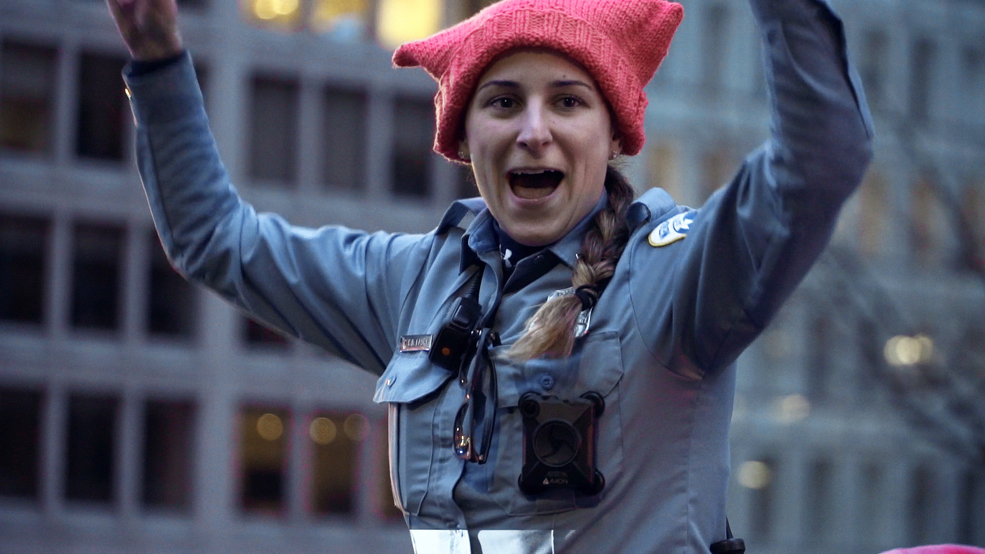 Dressed for Protest: The Women's March & Beyond  (Directed by Amber Moelter)