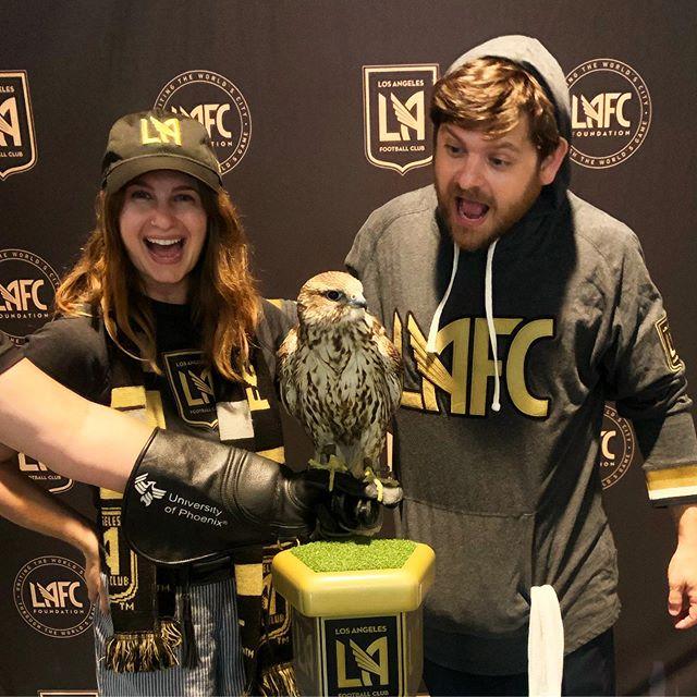 LAFC Falcon 👋🏼