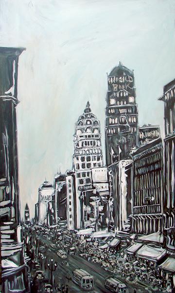 Market Street, 1925
