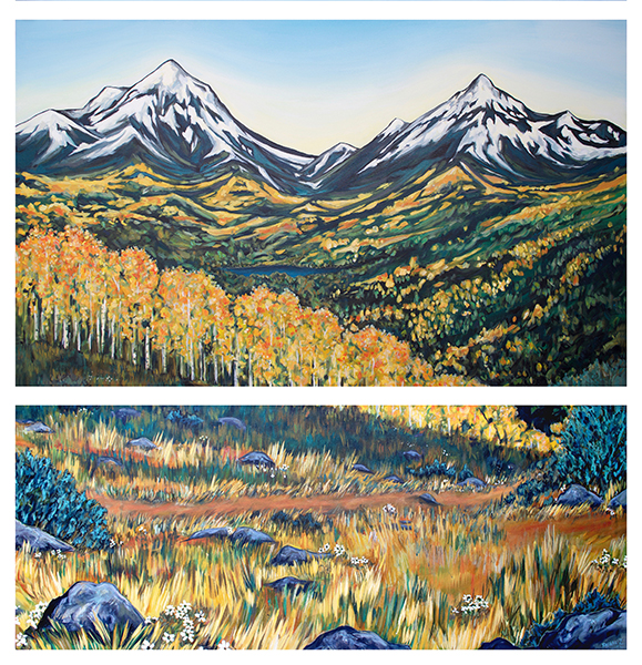Colorful Colorado (Lower 2 Panels)