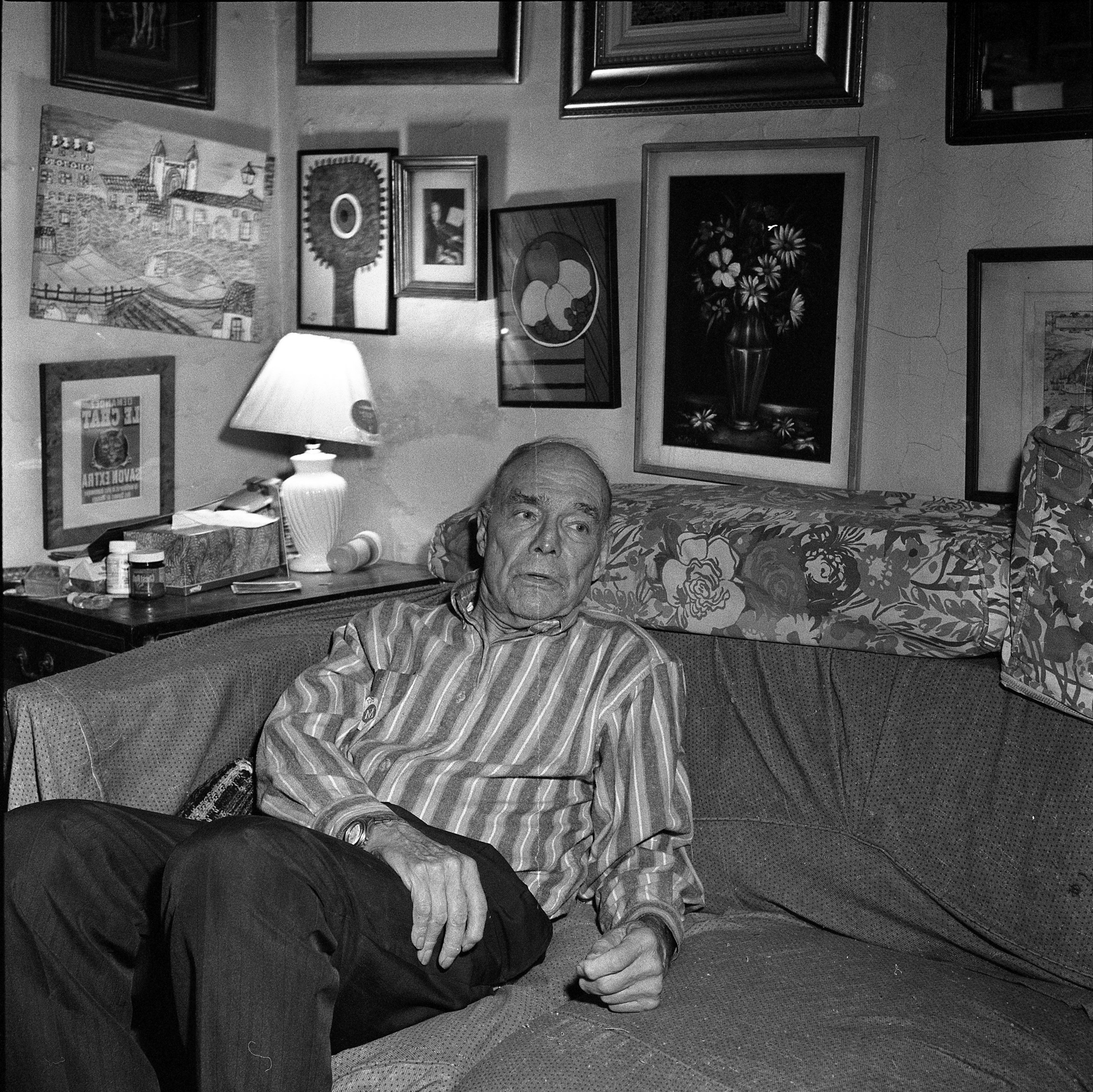 Mr. New York  circa 1950