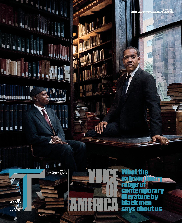 Yusuf Komunyakaa & Gregory Pardlo