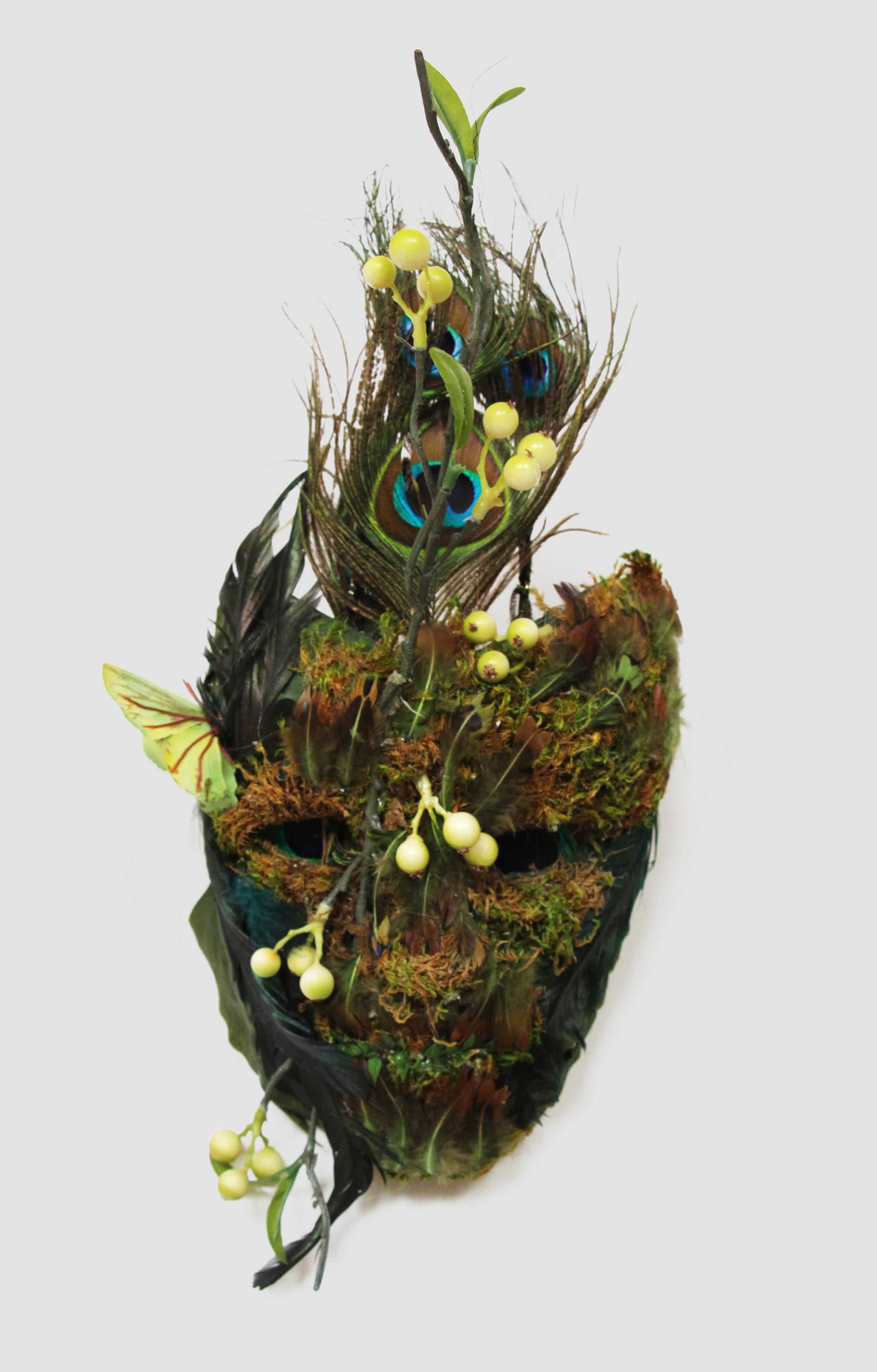 Masks of Sunyata II