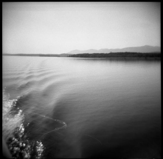 Hudson River    Hudson, New York