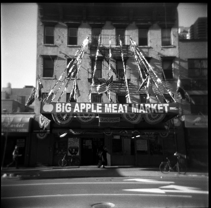 Big Apple Meat Market Inc, 9th Avenue, New York City