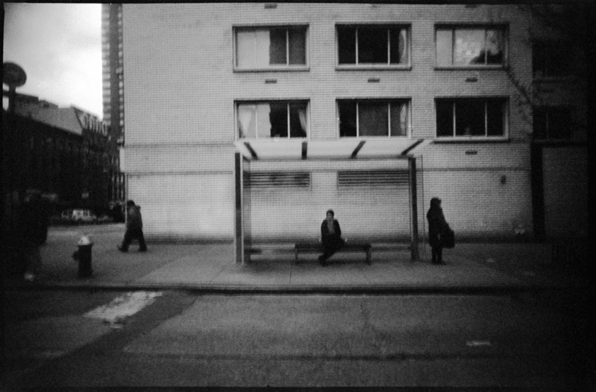 Crosstown Bus Stop