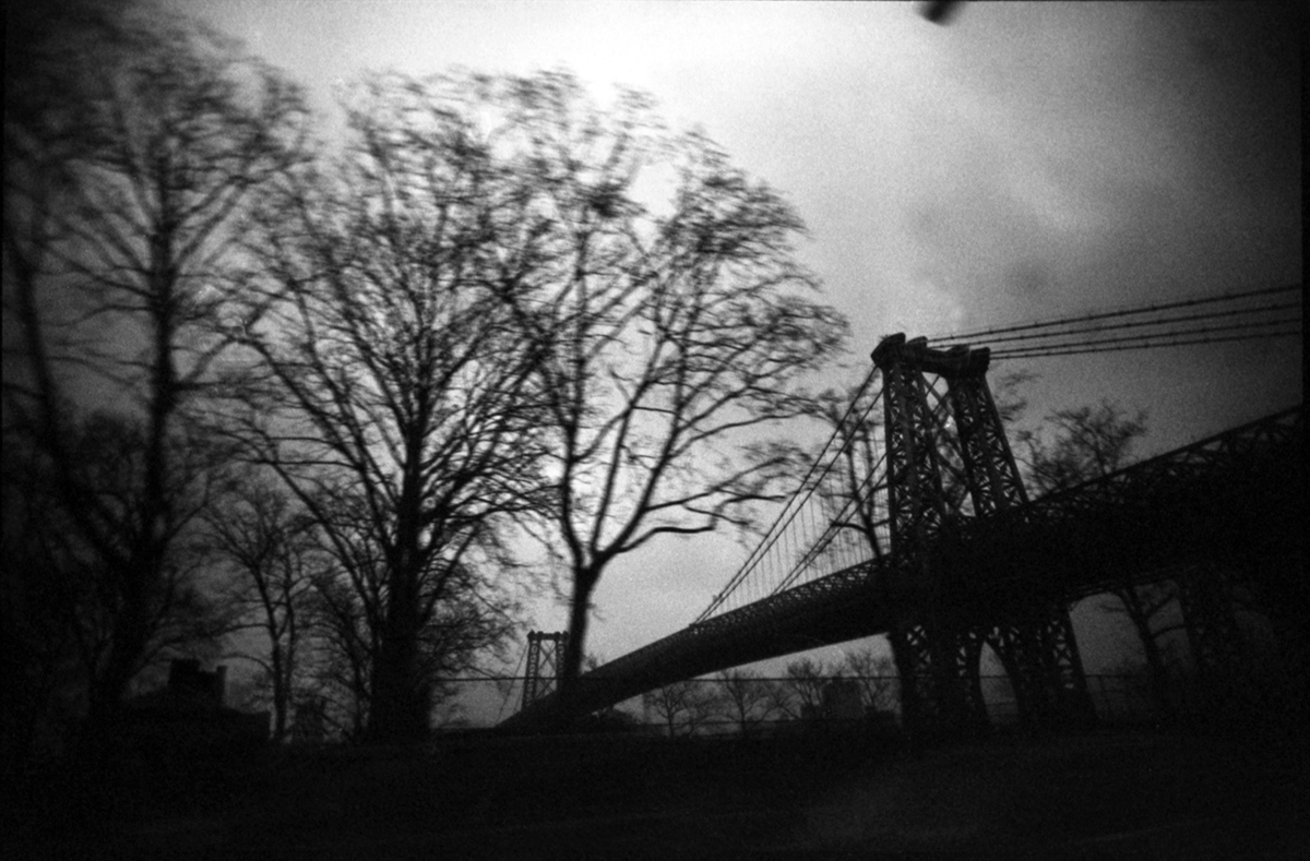 Williamsburg Bridge | FDR, New York City