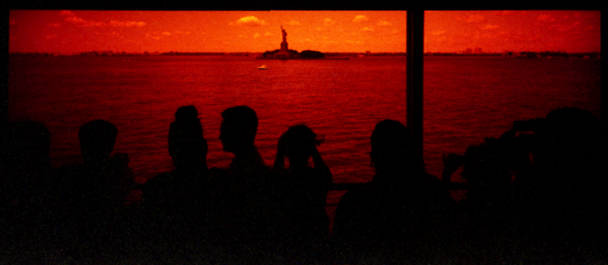 Staten Island Ferry | New York Harbor