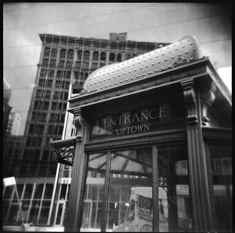 Astor Place Subway Entrance | Lafayette Street Street | New York City
