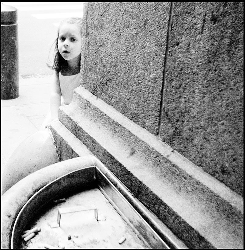 Little Girl | Vanderbilt Avenue, New York City