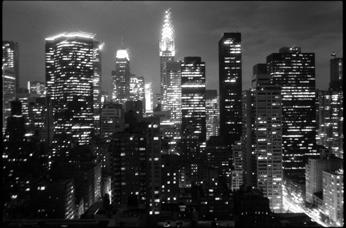 Uptown Manhattan 2000 | 32nd Street NYC