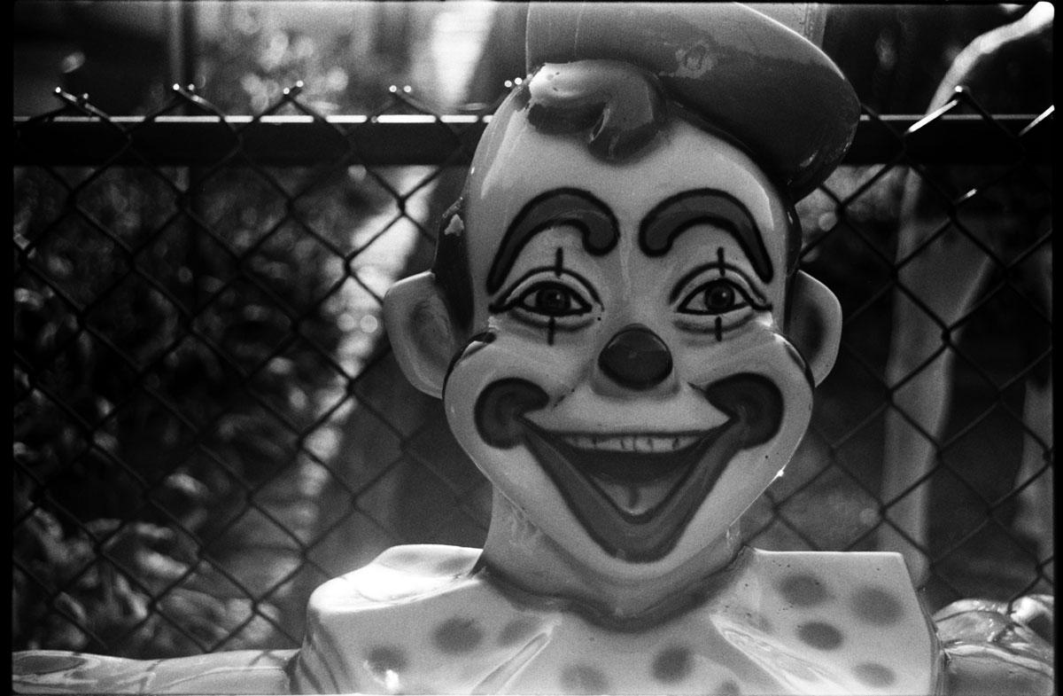 Clown @ Lake George | New York