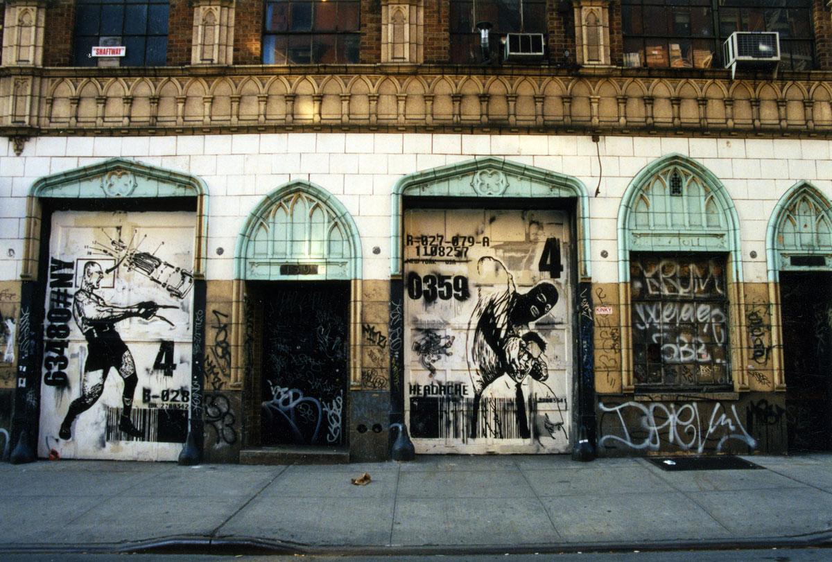 139 Ludlow St, New York City