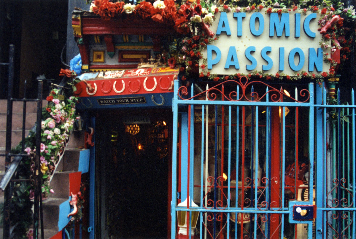 Atomic Passion 430 E 9th St, New York, NY