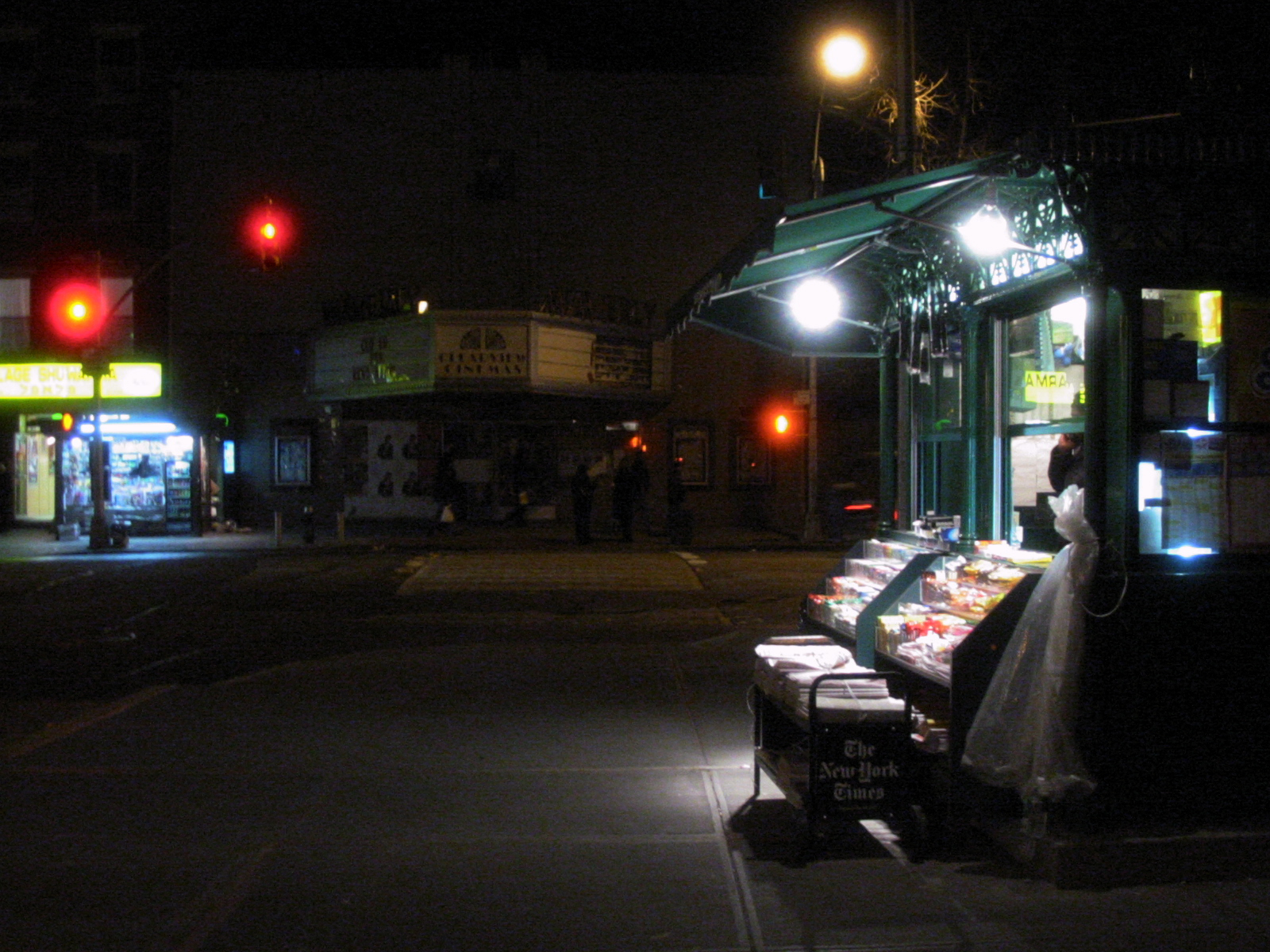 W. 3rd street, New York City