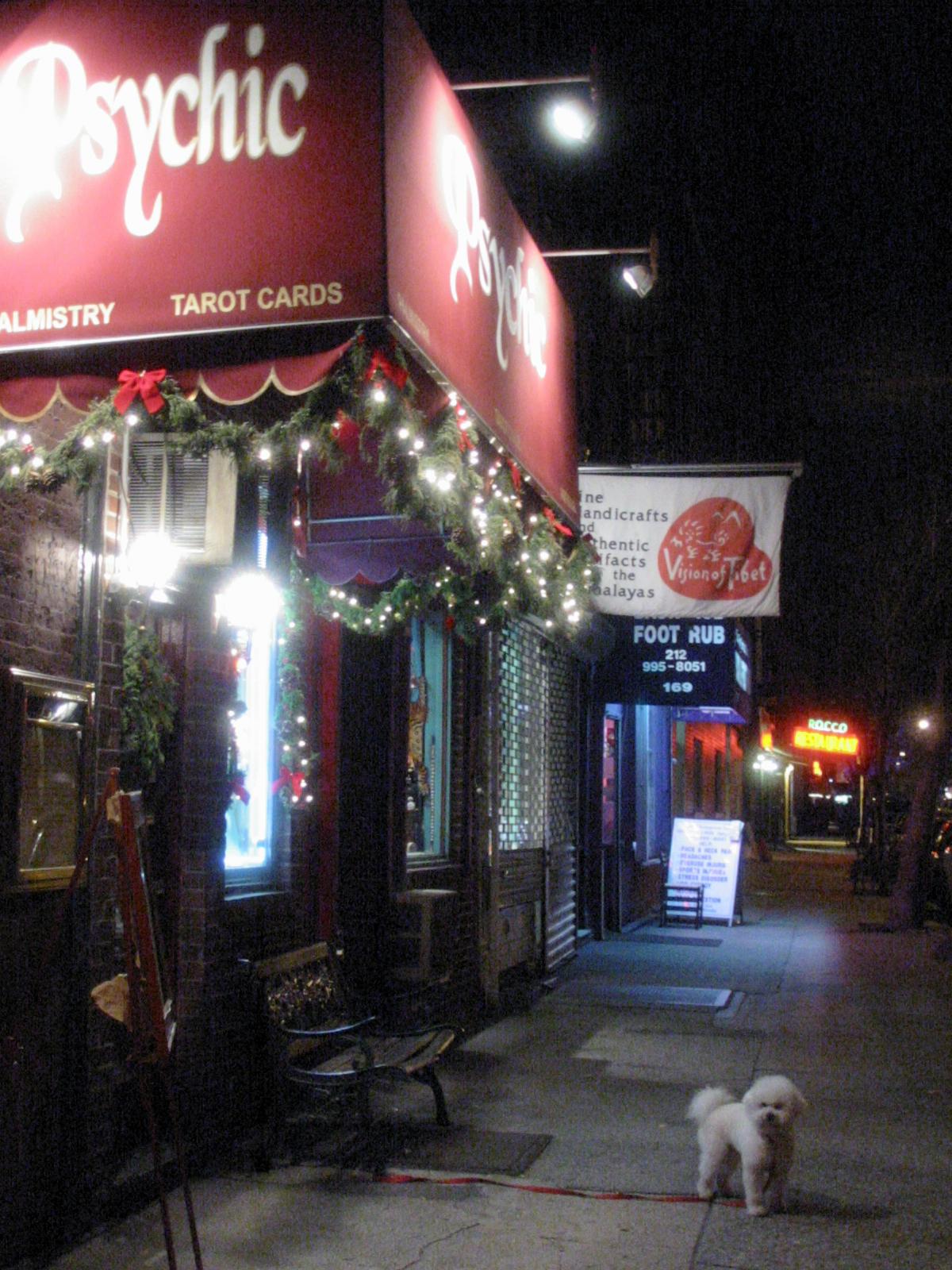 Thompson Street, New York City