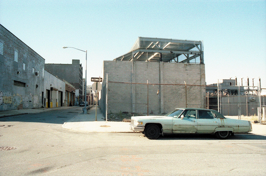 Gold & Plymouth Street, (Vinegar Hill) Brooklyn, New York