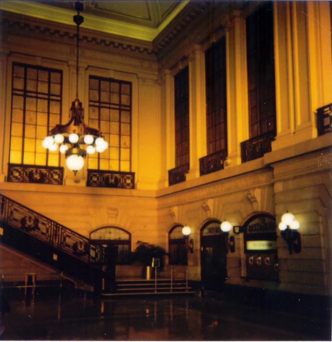 Hoboken Train Station, Hoboken New Jersey