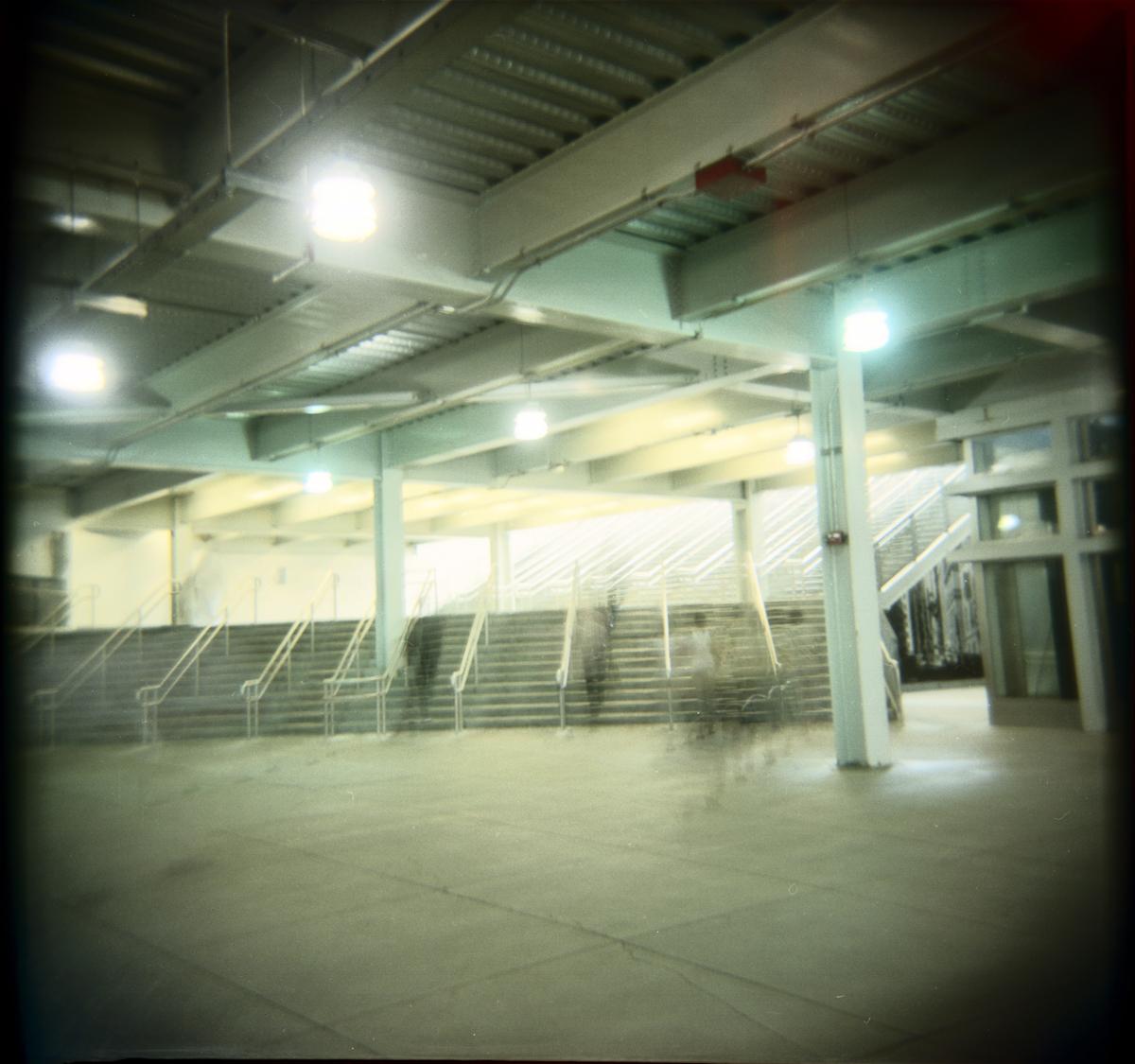 WTC, Path Station, New York City