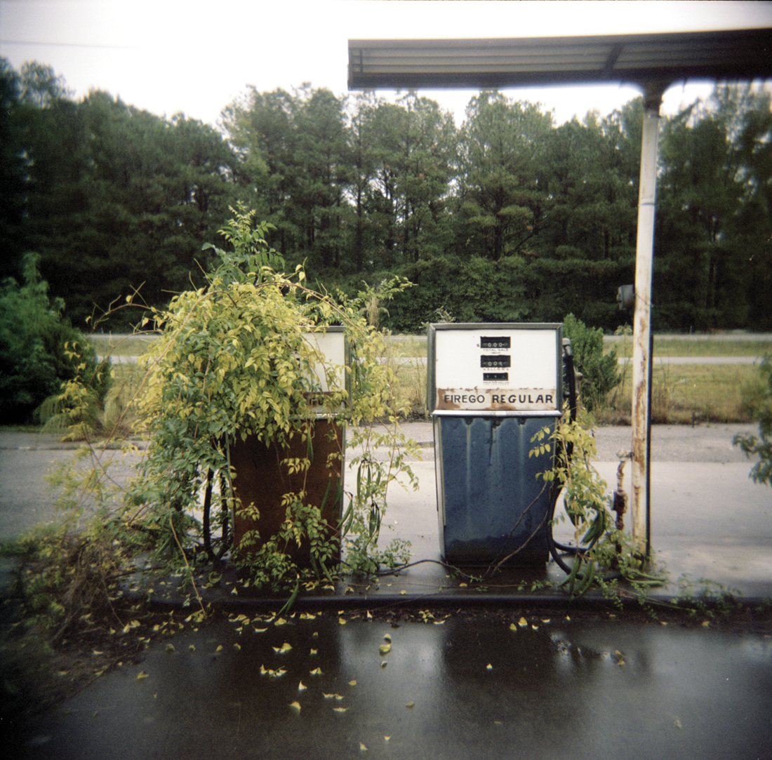 Gas Station, North Carolina