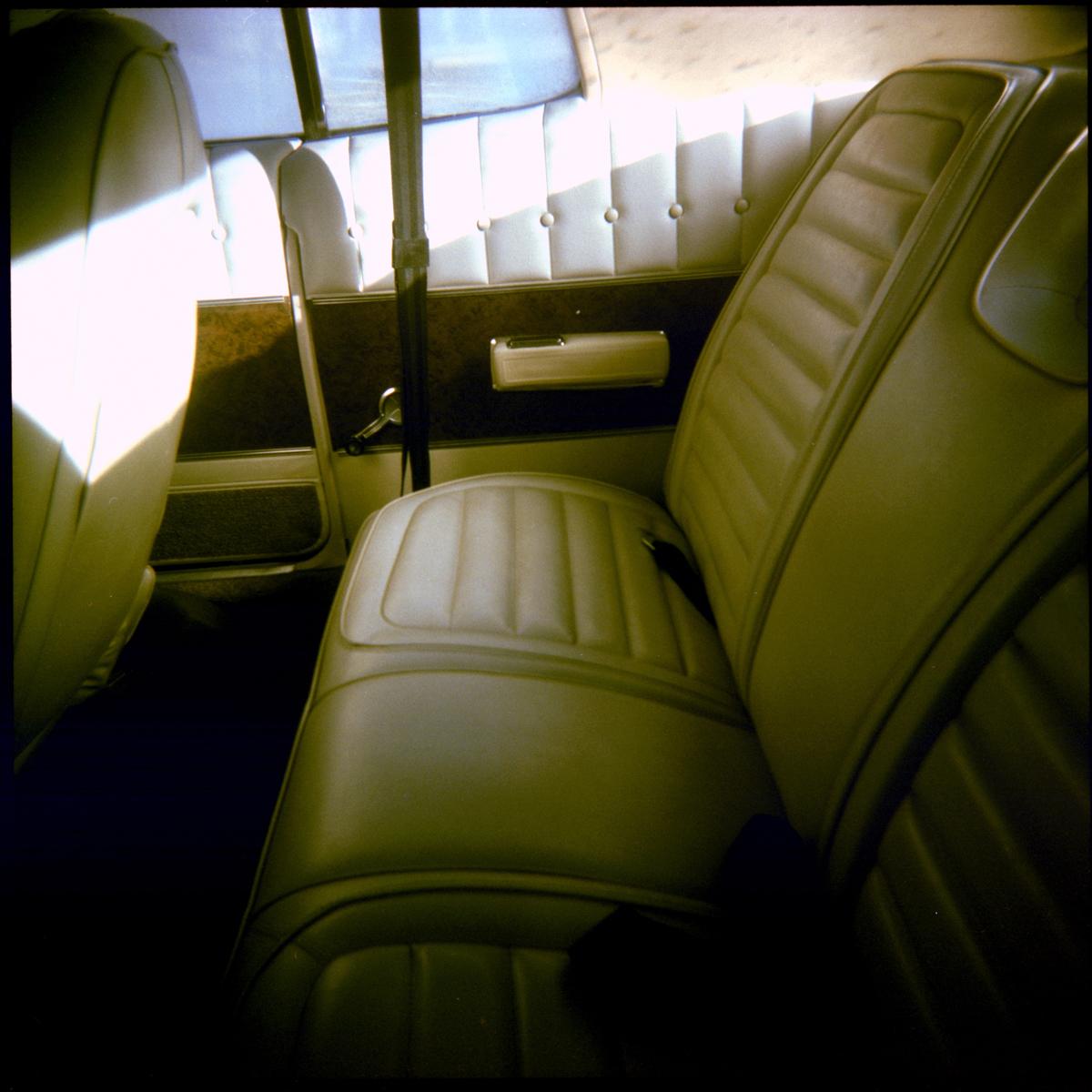 Backseat, Hudson New York