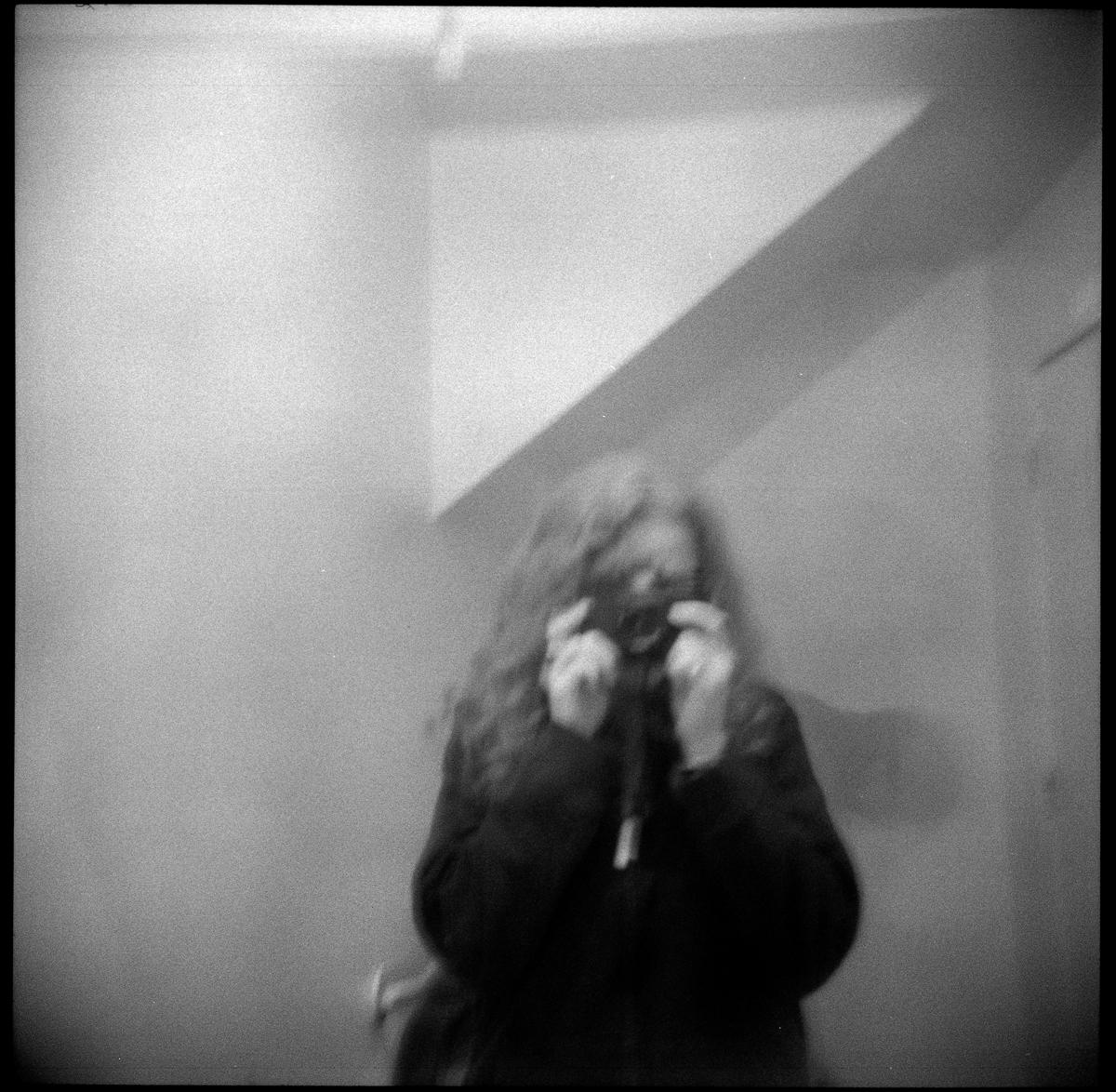 Self Portrait, New Paltz, New York