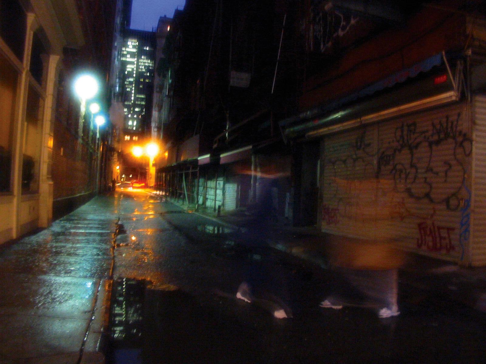 Mercer Street, New York City
