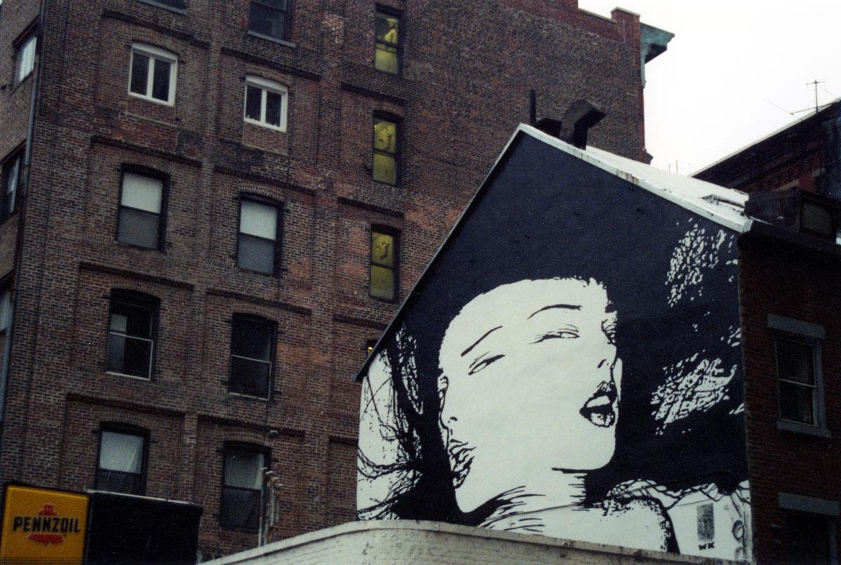 Prince and Lafayette, SOHO New York City