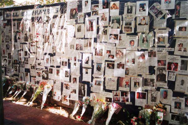 Wall of Prayers, Bellevue Hospital, New York, NY